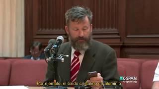 Patrick Roddie denuncia la geoingeniería clandestina ante la EPA