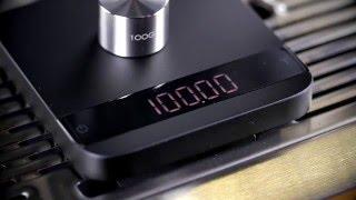 Весы для кофе Acaia lunar от компании CONTI ESPRESSO MACHINE - видео