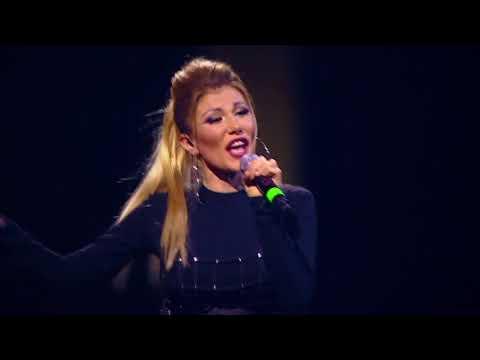 Баста ft. Алена Омаргалиева - Я поднимаюсь над землей  (Олимпийский концерт в 360°)