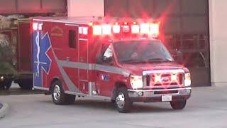 Ambulance Response Compilation