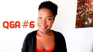 Q&A #6 - Hair Products, My Relationship, How Much Extras Make & More!