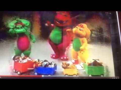 Barney Friends Whos Who On The Choo Choo Short Credits