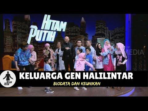 KELUARGA GEN HALILINTAR | HITAM PUTIH (14/02/18) 1-4