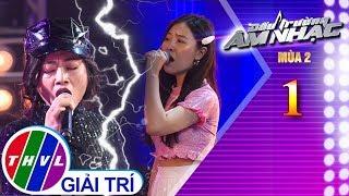 THVL | Đấu trường âm nhạc Mùa 2: Tập 1[1]: Quay về đi - Trần Hòa, Minh Phương