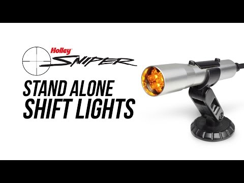 Holley Sniper Stand Alone Shift Lights