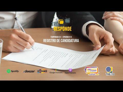 TRE Responde T2#12– Registro de Candidatura