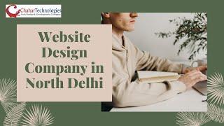 Website Design Company in North Delhi