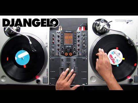 DJ ANGELO – Funky Turntablism