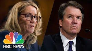 Assault, Kavanaugh, Ford & the Senate