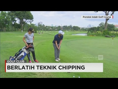 Video Golf Club: Berlatih Teknik Chipping