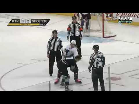 Ethan McIndoe vs. Ryan Pouliot