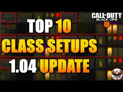 Download top 5 best class setups in black ops 4 after patch bo4 best
