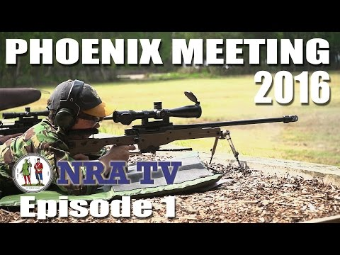 Phoenix Meeting 2016 – NRA TV, episode 1