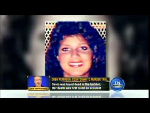 Meg Strickler on TruTV discussing #drewpeterson #in 7/30/2012