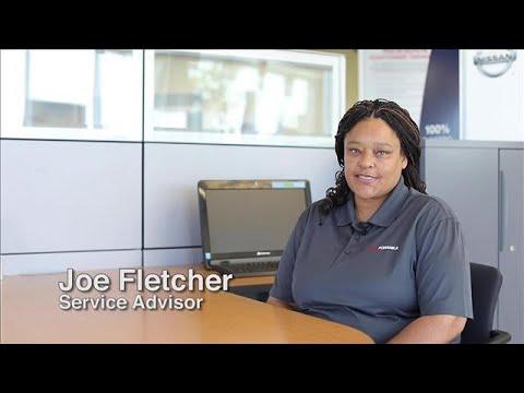 Service Advisor Joe Ann  Fletcher