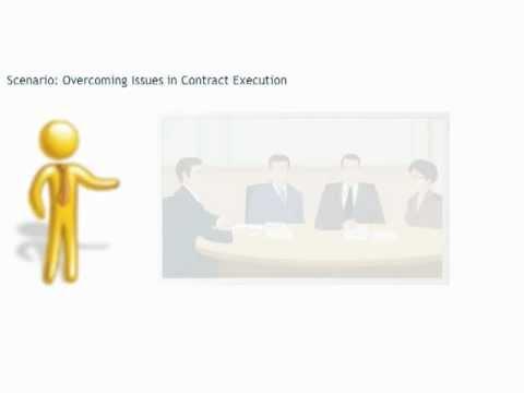 Contract management course: supplier performance management ...