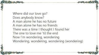 Chris Isaak - King Without a Castle Lyrics