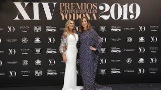 Todos los famosos en el photocall de los Premios Internacionales Yo Dona 2019