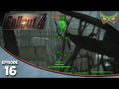 Fallout 4 - Ep 16 - Through to Castle - Gameplay - Let's Play