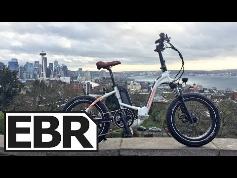 2019 Rad Power Bikes RadMini Step-Thru Video Review – $1.5k