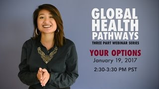 [FACES Connect] Global Health Pathways: Your Options Teaser