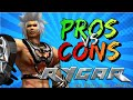 Pros Vs Cons Rygar: The Battle Of Argus musoumay