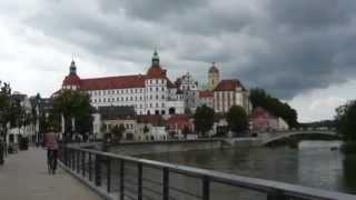 preview picture of video 'Neuburg an der Donau -  Schlossfest'