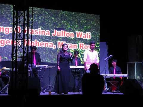 O Hasina Zulfon Wali - When I just started performing 2 yrs. back