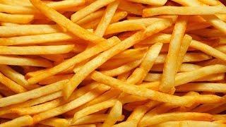 КАРТОФЕЛЬ ФРИ секрет приготовления  / French fries secret cooking
