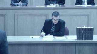 Giving Evidence in Court - The Trial