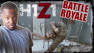 H1Z1 Battle Royale Gameplay - NICE TALKING TO YOU | H1Z1 PC Gameplay