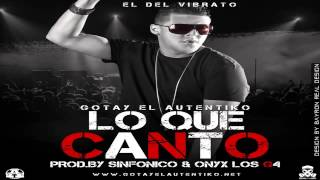 Lo Que Canto - Gotay El Autentiko  (Video)