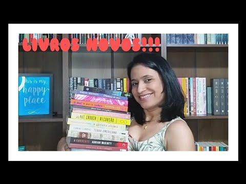 BOOK HAUL / AGOSTO 2020 / Diário de Leitura S2