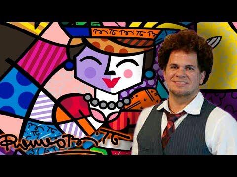 Romero Britto, Artista Contemporâneo - Vida & Obra   7