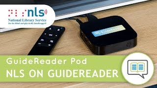 NLS BARD on GuideReader Pod