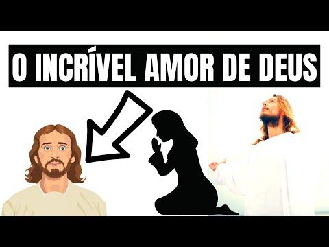 MENSAGEM DE CRISTO - O AMOR DE DEUS (Motivao de Cristo)