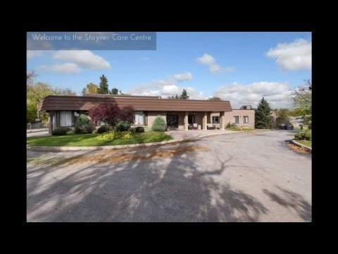 Virtual Tour - Stayner Care Centre