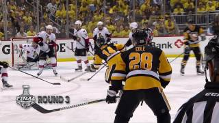 In the Stanley Cup Playoffs, every goal counts