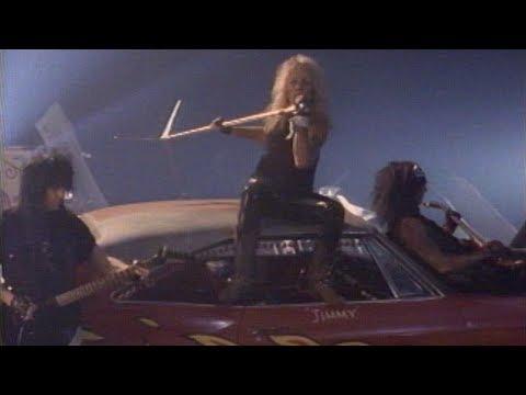 Mötley Crüe - Dr. Feelgood (Official Music Video) online metal music video by MÖTLEY CRÜE
