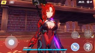Gun Girl Himeko Ryona 2