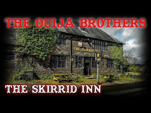 Paranormal Investigation At The Skirrid Inn