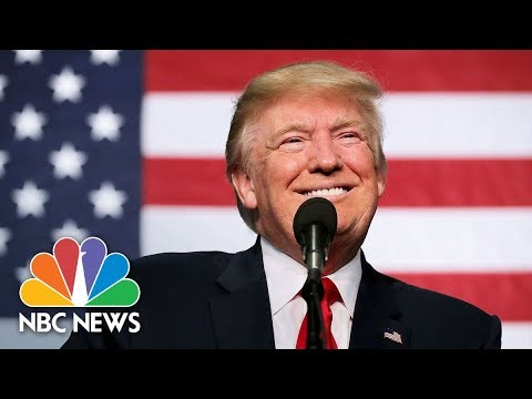 President Donald Trump Speaks At Independent Business Forum | NBC News