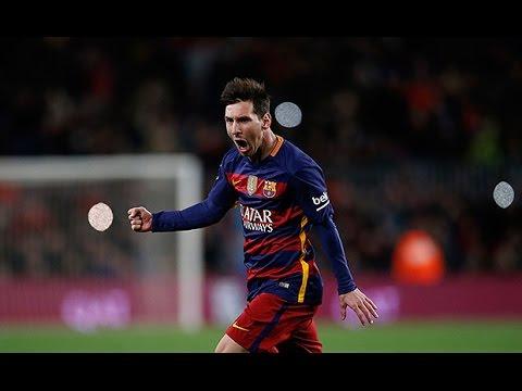 Lionel Messi Genial Show de Dribles & Gols [HD]