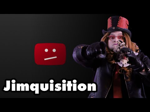 I Can't Believe A Developer Tried To Kill My Channel (The Jimquisition)