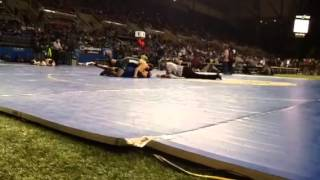 Riley Altenburg vs Jared Franek (West Fargo)