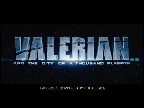 Soundtrack Valérian and the City of a Thousand Planets - Musique film Valérian