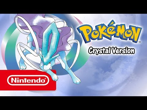 Pokémon Crystal Version - Launch trailer de Pokémon Cristal