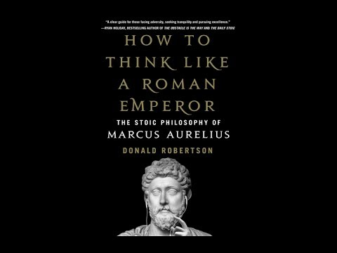 Donald Robertson: Stoicism and REBT