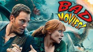 Jurassic World: Fallen Kingdom   BAD MOVIES!