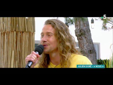 Le live : Julien Doré en fanfare «La fièvre, Nous, Waf» - C à Vous - 25/06/2021 Le live : Julien Doré en fanfare «La fièvre, Nous, Waf» - C à Vous - 25/06/2021